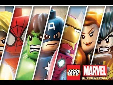 Как установить save для LEGO Marvel (100%)