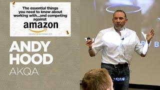 WPP Amazon Event 2017   Andy Hood, Head of Emerging Technologies - AKQA