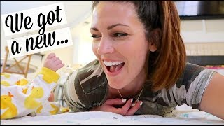 DAY IN THE LIFE OF A STAY AT HOME MOM // We Were So Excited! // Bachelorette Finale Reaction