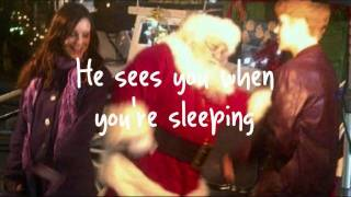 Santa Claus Is Coming To Town - Justin Bieber Lyrics