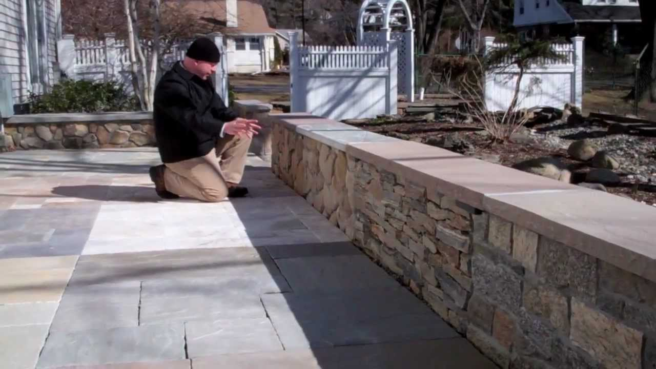 Jacobsen Landscape   Bergen County Landscape Patio Design, Bluestone Patios