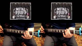 EHX Metal Muff Top Boost - Demo Track