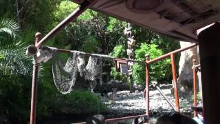 2012 Disneyland Jungle Cruise Entrance to Exit, June 24th POV (Full Ride) HD (1080p)
