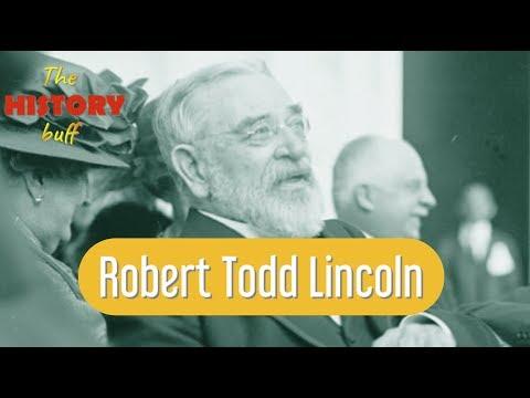 Abe Lincoln Had Bad Luck? Meet His Son Robert.