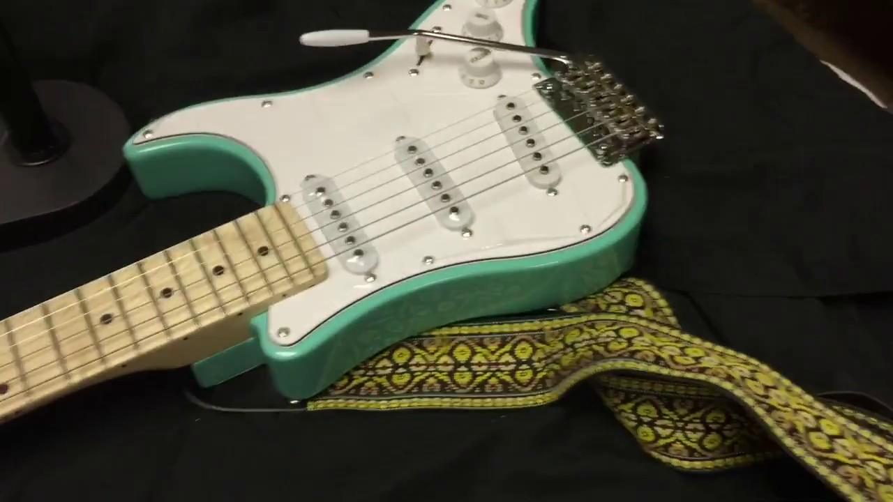 TravelCaster Pick Guard Travel Guitar