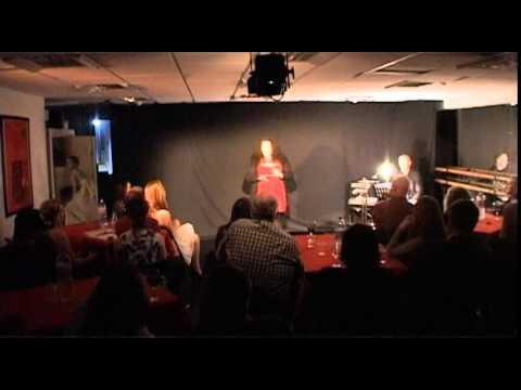 Cabaret Night Saturday 22 March 2014 at CTA Studios - Vienna Rose Love