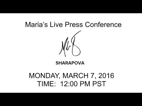 Thumbnail image for 'Say It Isn't So, Maria Sharapova'
