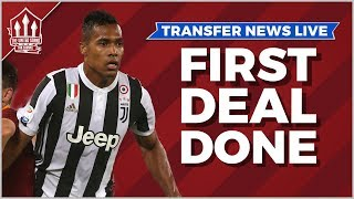 Alex SANDRO Transfer Close! MAN UTD Transfer News 2018