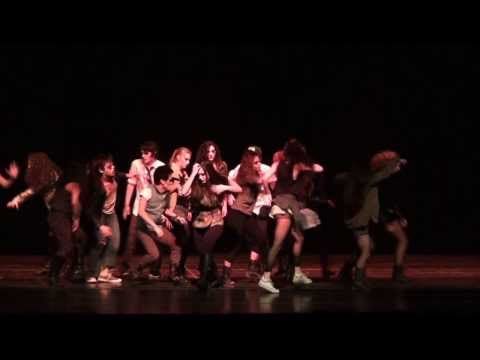 Halloween Assembly 2013 : AVPA/T Class of 2014 Performance