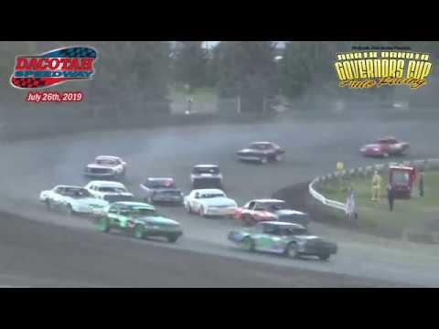 Dacotah Speedway Hobby Stock B-Main (7/26/19)
