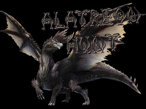 Alatreon Hunt (Master Rank Multiplayer) - Monster Hunter World: Iceborne [PC] |