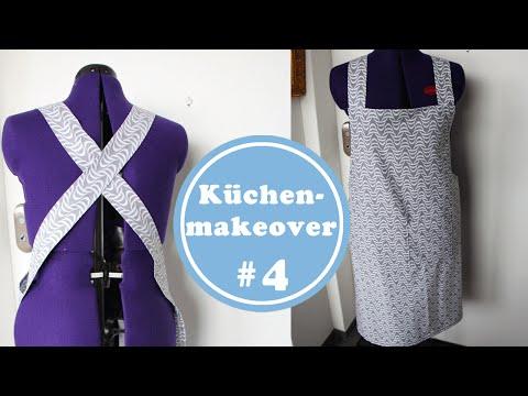 Küchenmakeover 4   Schürze selber nähen | DIY | Anleitung