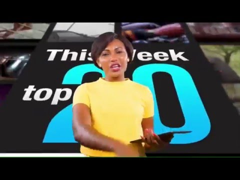 Top 20 Ghana Music Video Countdown - Week #4, 2016.