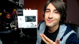 La mia nuova Sony Alpha 6000L per video e streaming! Unboxing ITA By GiosephTheGamer