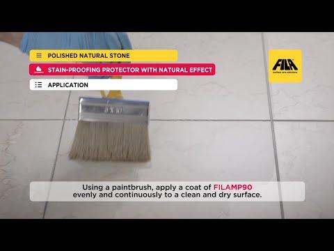 FILA MP90 Natural Look Penetrating Sealer