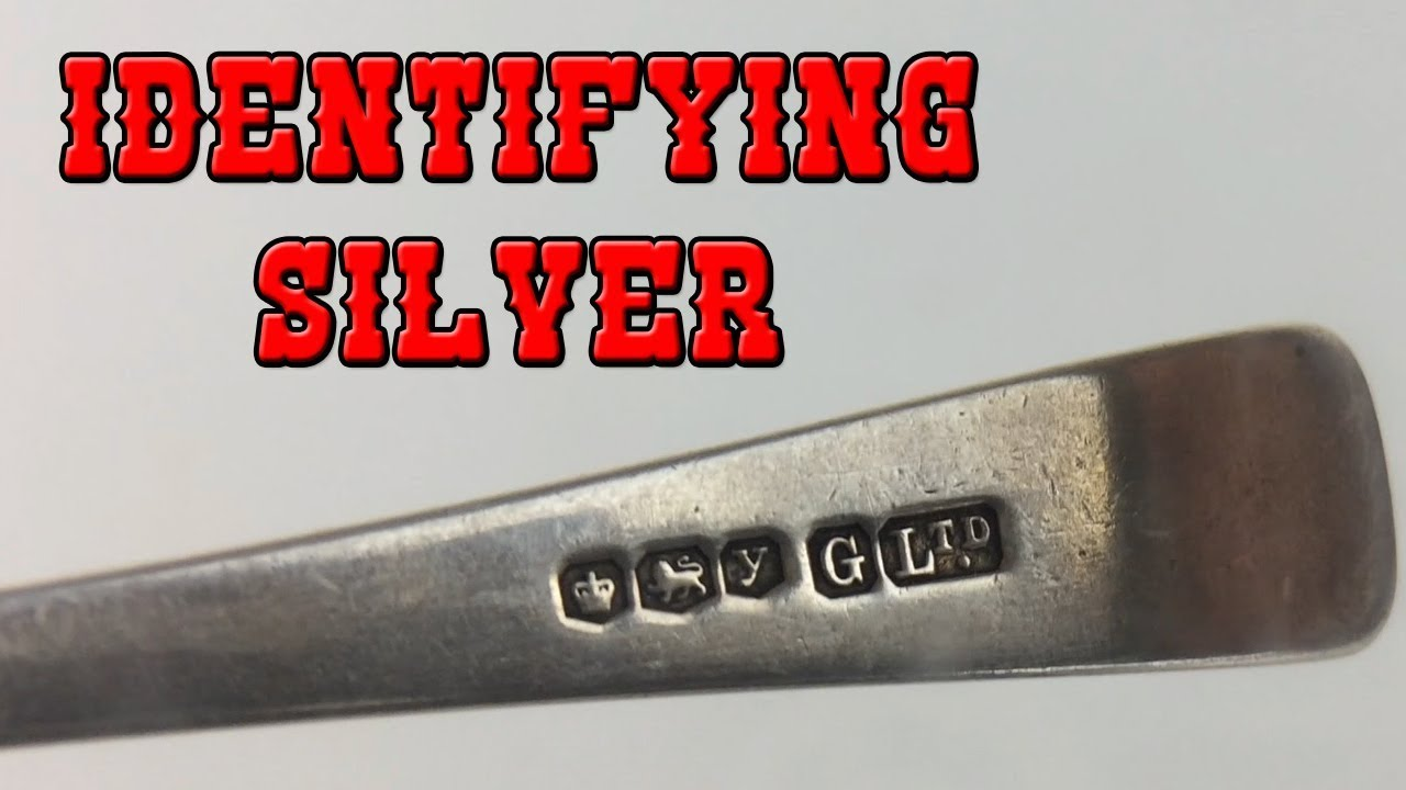 How To Easily Identify Sterling Silver