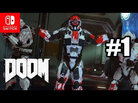 DOOM Nintendo Switch Multiplayer #1 - BEST ONLINE FOR SWITCH!?