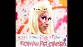 Nicki Minaj Gun Shot Ft Beenie Man