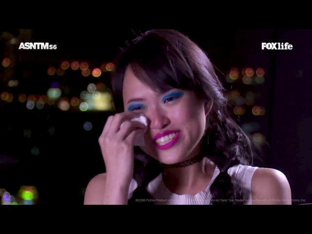 Asia's Next Top Model S6 - EP.1 Extended Scene