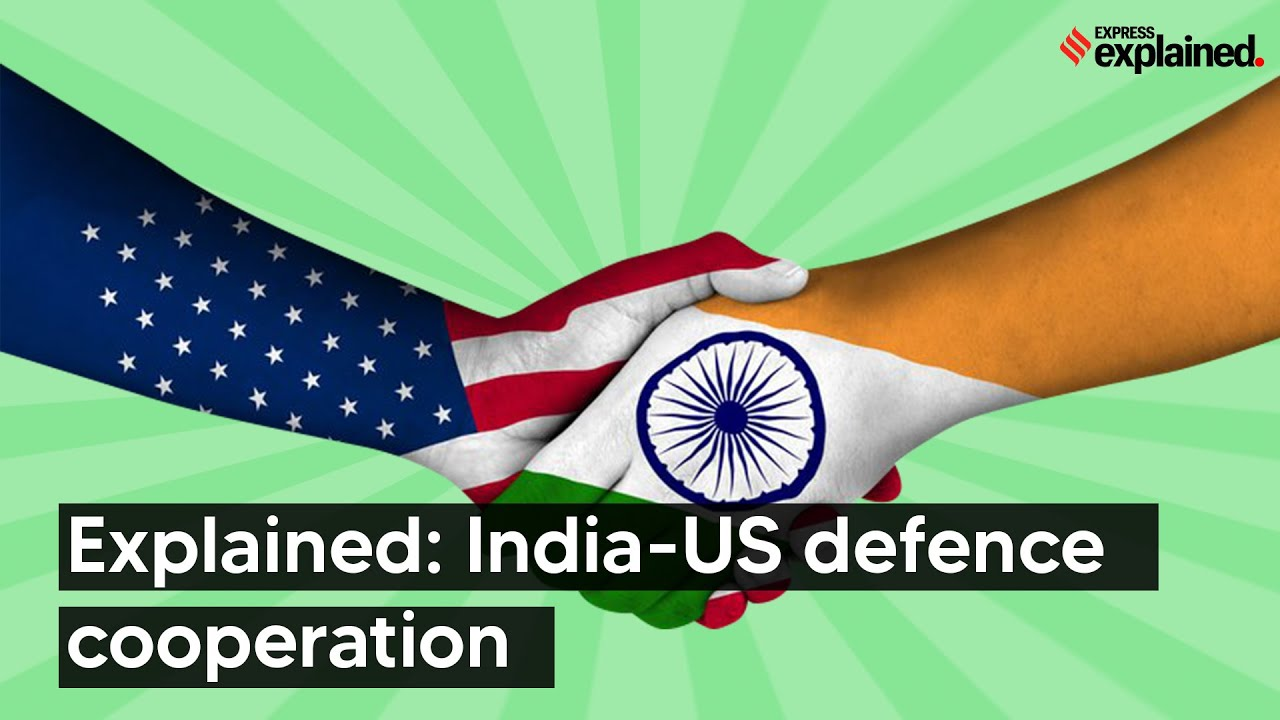 Download Explained: India-US defence cooperation   What are BECA, LEMOA & COMCASA