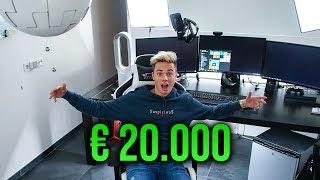 MIJN SETUP VAN 20 000 EURO
