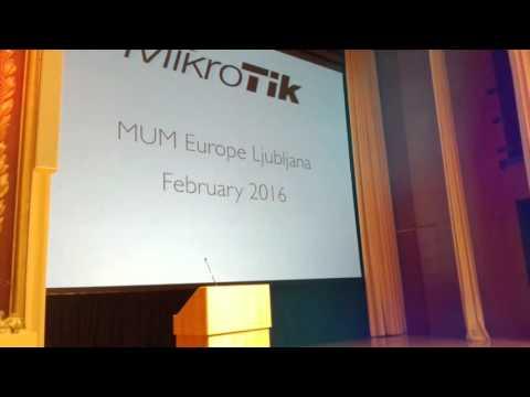 MUM in Slovenia, February 25 - 26, 2016, Ljubljana