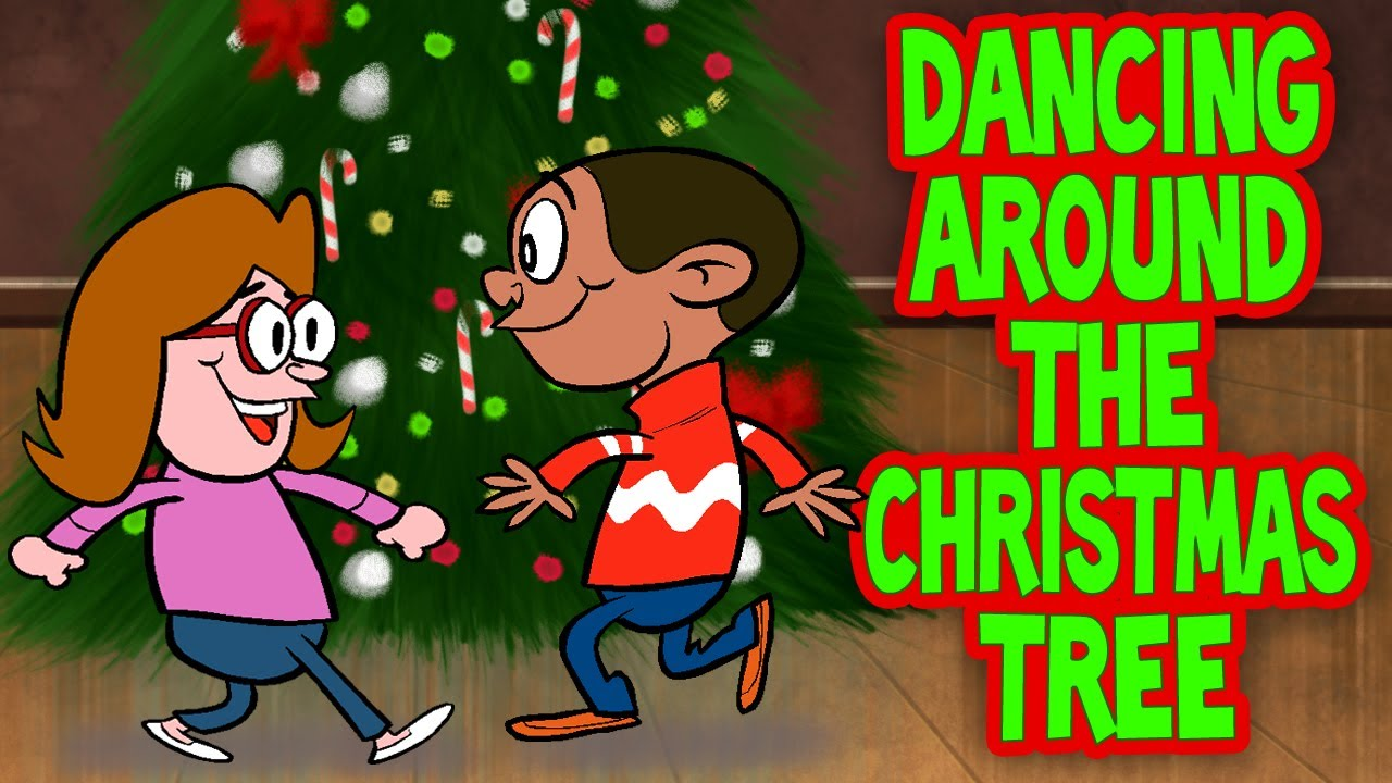 Christmas Songs for Children ♫ Dance Around the Christmas Tree ...