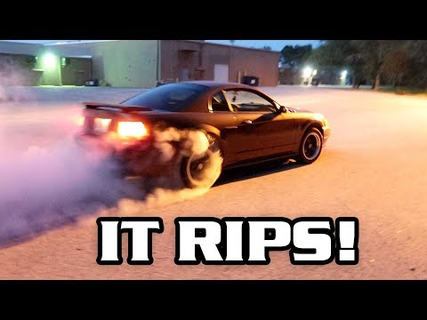 Adding 100HP to the $500 Mustang IT RIPS