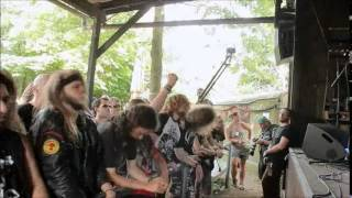 Hellbringer full show Headbangers Open Air 2014