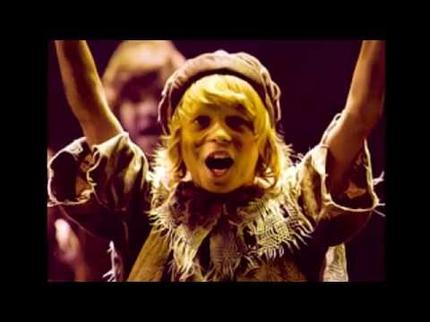 Daniel Huttlestone as Gavroche  London 2011