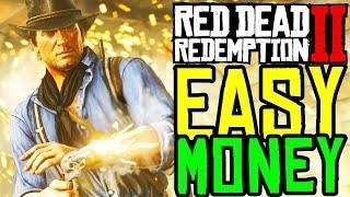 RED DEAD ONLINE MONEY GLITCH  \\ RED DEAD REDEMPTION 2 BATTLE ROYALE \\ !hotbean !newgif