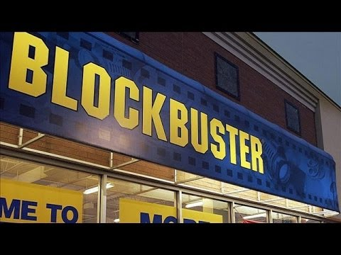 Blockbuster Closes Remaining Stores, End of an Era
