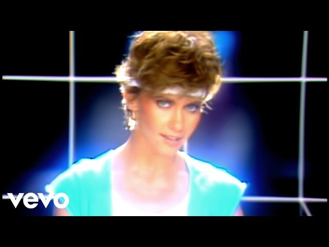 Olivia Newton-John - Physical (Official Video)