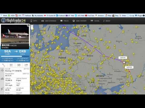 How to identify Planes and boats using flightradar24 and marinetraffic   (FREE)