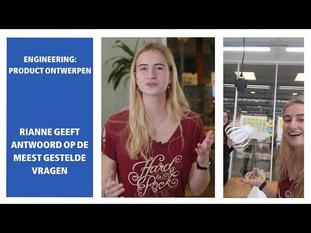 Een dagje meelopen met een student Engineering: Product Ontwerpen - HvA