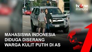 Download Diduga Mahasiswa Indonesia Diserang Warga Kulit Putih di AS | tvOne