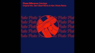 Phase Difference - Cabotage (Dani Sbert Remix) (Preview) | Out 29.12.2014