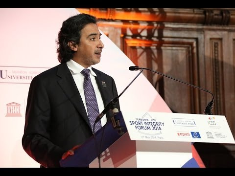 Sorbonne-ICSS Sport Integrity Forum 2014 Highlights Film