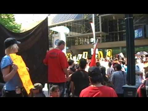 July 10 Day of Action for Civil Liberties Part 3 of 3