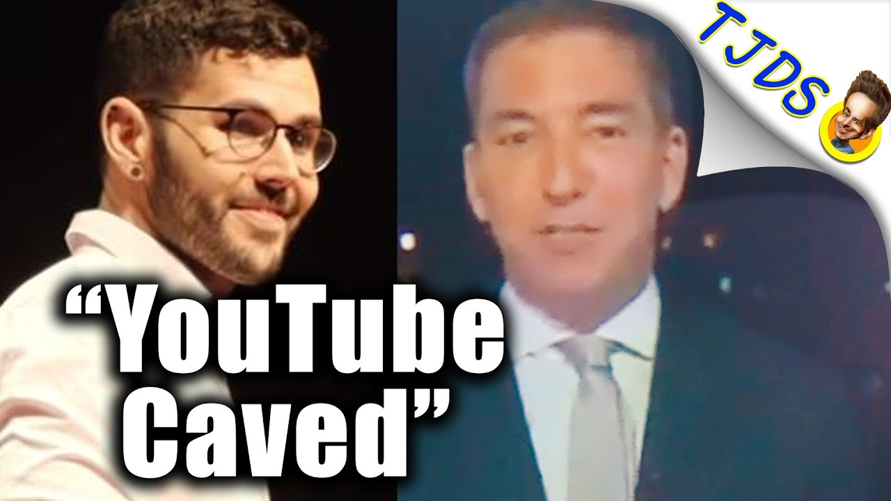 Glenn Greenwald Strongly Disagrees With Carlos Maza's Tactics thumbnail
