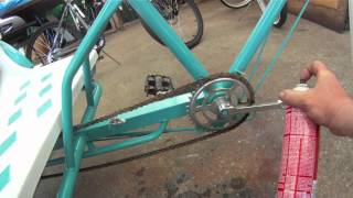 "Bike Repair ""Belly of the Pedicab Beast""  The BikemanforU Show Episode 10"