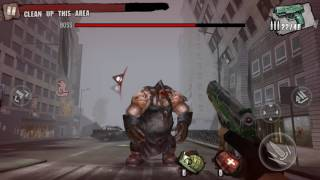 Zombie Frontier 3 - Subway Mission - Boss Fight Gameplay.......#RSANDROIDGAMINGGROUP