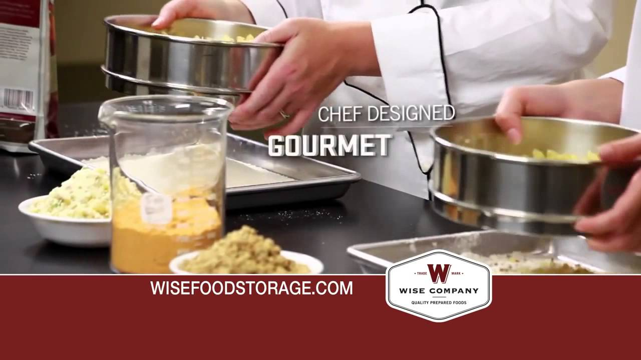 Wise Food Storage - Get A Free Sample - YouTube