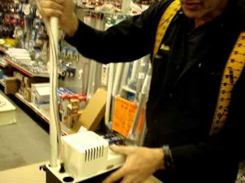Furnace Condensate Pump