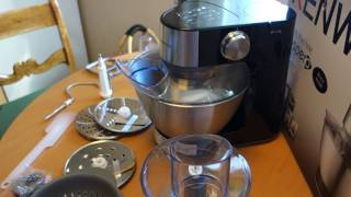KENWOOD KM288 KITCHEN-ASSISTANT 5/9-2016!