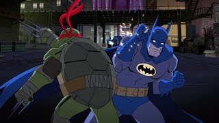 Turtles vs Batman | Batman vs Teenage Mutant Ninja Turtles