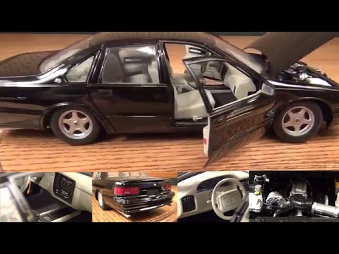 Review 1 18 1996 Chevy Impala Ss By Ut Models Youtube
