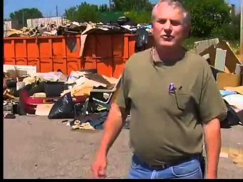 Dumpster Attracts Il Al Dumping