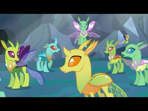 The Changelings Transform