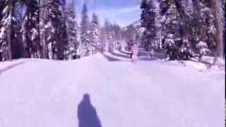 Съемка камеры - очки горнолыжные с камерой(Эта камера, поднимает экстремальную видеосъемку на новый уровень. Позволят вам запечатлеть каждый момент..., 2013-10-22T10:58:40.000Z)